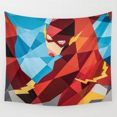 DC Comics Flash Wall Tapestry
