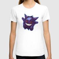 gengar T-shirts featuring Gengar by Trataka