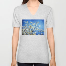 New Beginnings Unisex V-Neck