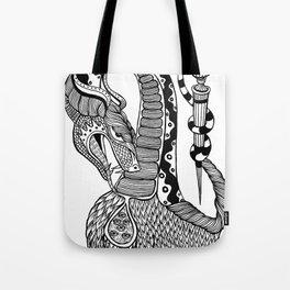 hybrid Tote Bag