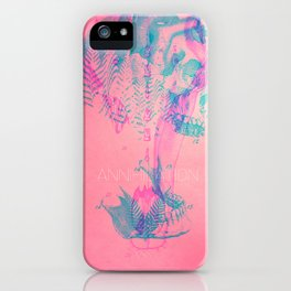Annihilation iPhone Case