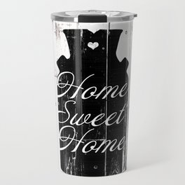 Home Sweet Home Rustic Jug Travel Mug