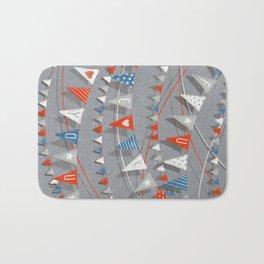 Hate card Bath Mat