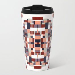 Bauhaus Print Travel Mug