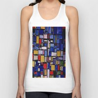christ Tank Tops featuring JESUS CHRIST! by JANUARY FROST