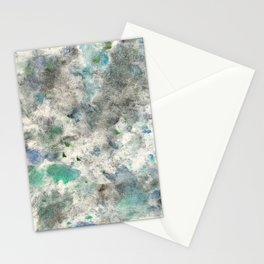 Watercolor abstract patterns that do not exist.Actually there are many color patterns.No.49 Stationery Cards