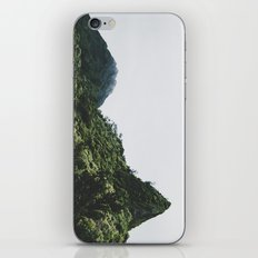 Pali Point iPhone & iPod Skin