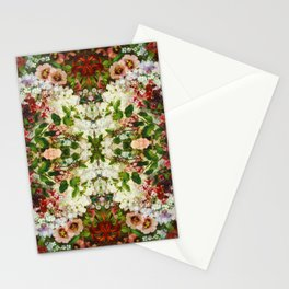 French Flowers Stationery Cards