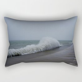 The Gale of Halloween '14 (Chicago Waves Collection) Rectangular Pillow