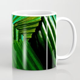 Green Design Coffee Mug