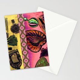 ABSTRACT PARFUMS Stationery Cards