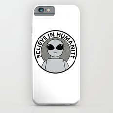 Believe in Humanity iPhone 6s Slim Case