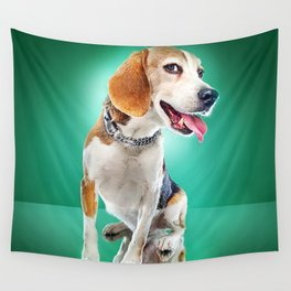 Super Pets Series 1 - Super Buckley Wall Tapestry
