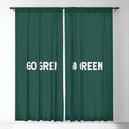 Go Green Blackout Curtain