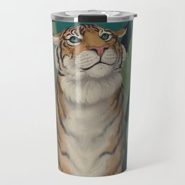Tiger Grove Travel Mug