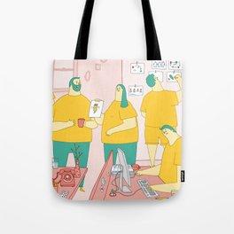 Superdoodle Tote Bag