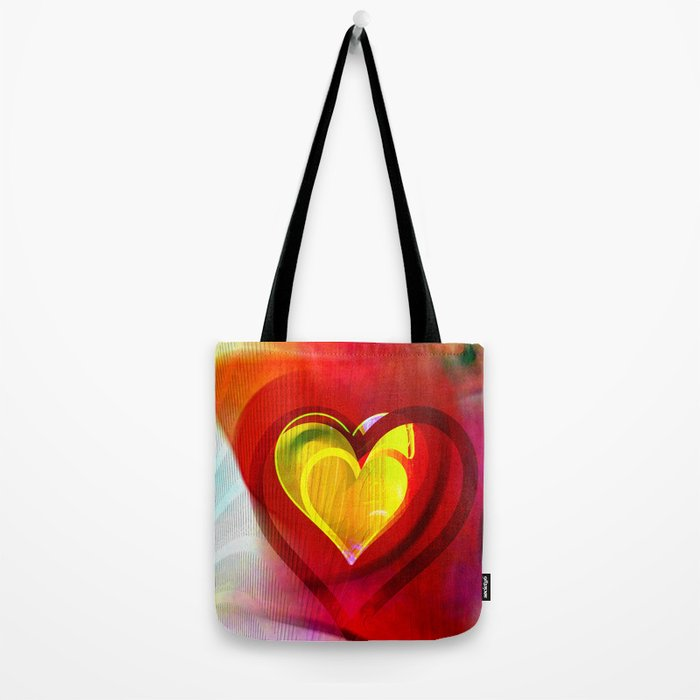 Hearts 2016/002 Tote Bag