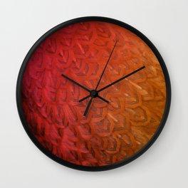 Prudence Wall Clock