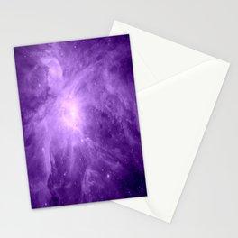 Orion NebuLA Purple Stationery Cards