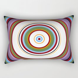 Halo Effect #6 Rectangular Pillow