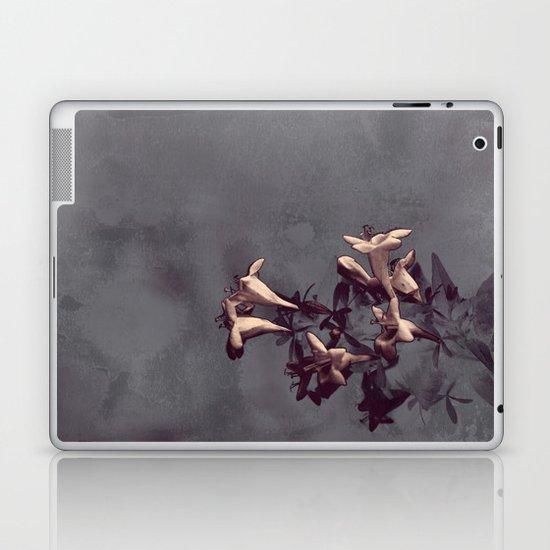 Evening Flowers Laptop & iPad Skin