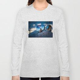 Sunglass Girl Long Sleeve T-shirt