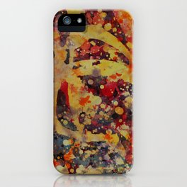 Summer Solstice Saturnalia iPhone Case