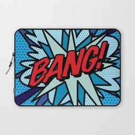 BANG Comic Book Pop Art Cool Fun Graphic Laptop Sleeve
