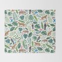 Jungle/Tropical Pattern by elenaoneill