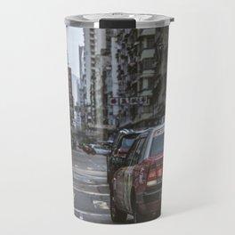 Hong Kong Street Travel Mug