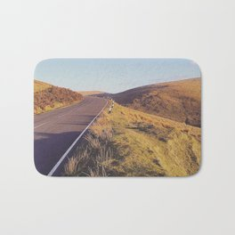 Mountain Road, TT Isle of Man. Bath Mat