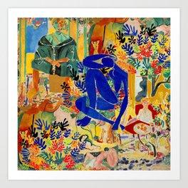Matisse el Henri Art Print