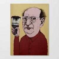 rothko Canvas Prints featuring Mark Rothko by baldur