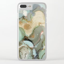KASHMiR Clear iPhone Case