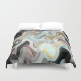 Luminescence Duvet Cover