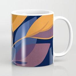 Scorpio Dark Floral Coffee Mug