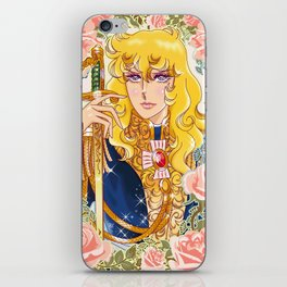 Versailles No Bara iPhone Skin