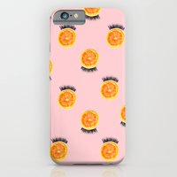 Citrus Lash Slim Case iPhone 6s