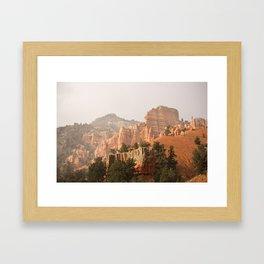 Dixie; Land of many uses  Framed Art Print