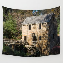 The Ole Mill Wall Tapestry