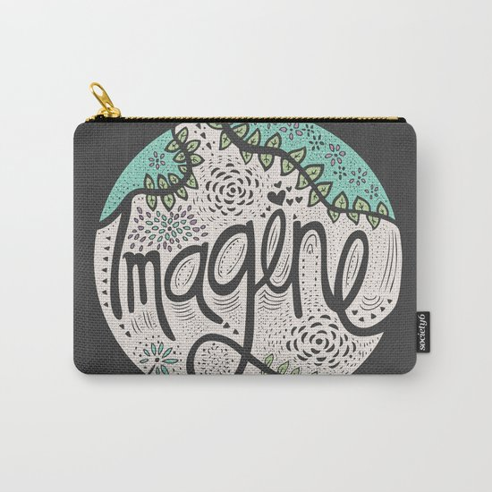 Imagine Nature II Carry-All Pouch