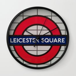 Leicester Square Wall Clock