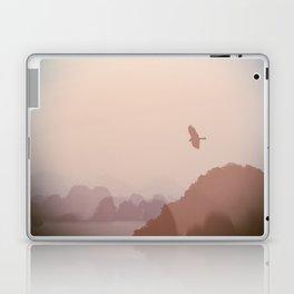 Flying High over Halong Bay Laptop & iPad Skin