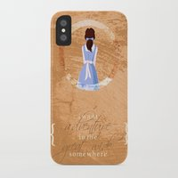 belle iPhone & iPod Cases featuring Belle by Camilla Kipp