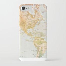 Pastel World iPhone Case