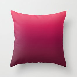 Minimal Gradient #2 Throw Pillow