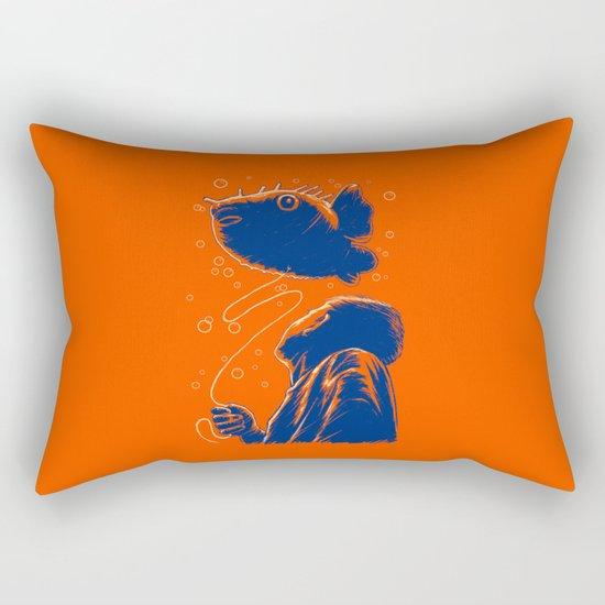 My balloon Rectangular Pillow