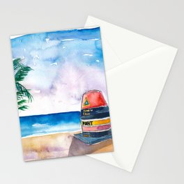 Key West Florida USA Southernmost Point of The USA Stationery Cards