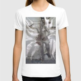 Nude in rust T-shirt