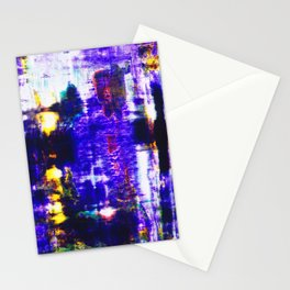 Glitch In The System Stationery Cards